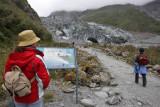 Franz Joseph Glacier, South Island, New Zealand