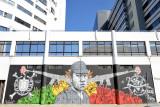 Berna Avenue graffiti