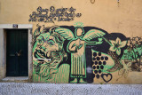 Bairro Alto graffiti, Vinha street