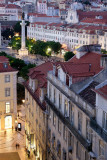 Carmo Street and Rossio