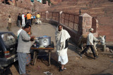 Fatehpur Sikri Mosque area
