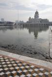 New Delhi, Gurudwara Bangla Sahib
