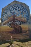 Graça Street graffiti