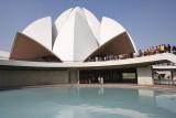 New Delhi, Bahai Temple