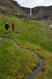 Trail to Hengifoss