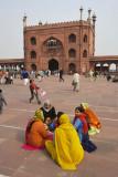 New Delhi, Juma Masjid