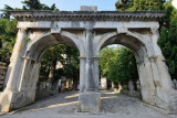 Pula, Twin Gates