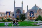 Esfahan, Masjed-e Iman in Nasqh-e Jahan Square