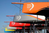Algés Docks, Volvo Ocean Race boats
