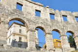 Pula, the Amphitheatre