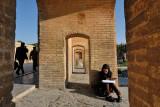 Esfahan, Si o Seh Pol Bridge