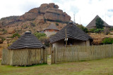 Our place at Golden Gate Highlands National Park