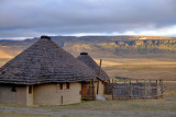 Our house in Golden Gate Highlands National Park