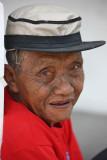 At the Palace of Yogykarta, Java Island, Indonesia