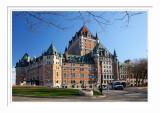 Québec Château Frontenac 1