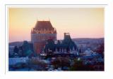 Québec Château Frontenac 3