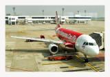 DMK Air Asia At Don Muang Airport