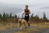Stewart Mt Half Marathon - Bellingham, WA - 3.08.2014