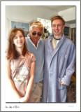 Avec Emma et Nicolas