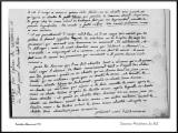 Protocole des funérailles à Wismes dans les années 1770