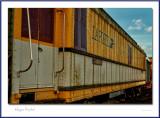 Wagon postal
