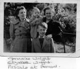 Elizabeth,Pascale,Bernard,Germaine