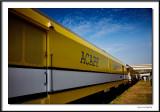 Train postal