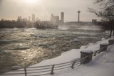 March in Niagara Falls