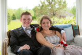 Mark and Brooke Prom
