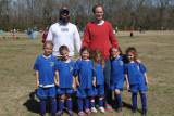 Libby's 1st Soccer Game, Feb 2014