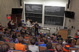 NEST+m 5th grade visit to NYU physics and chemistry departments 2014-12-05