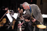 NEST+m Jazz Band at Brooklyn Music School Jazz Fest 2015-01-31