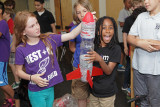 NEST+m Lower School Rocketry Cluster taught by Carl Plossl and David Grier 2015-06-10