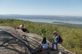 Hudson Highlands Notch Trail to Fire Tower 2015-09-15
