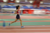 Stuyvesant High School Girls Track Team PSAL Meet 2015-12-27