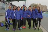 Stuyvesant High School Track at Mayor's Cup Icahn Stadium 2016-04-09