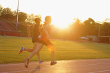 Stuyvesant High School track at 49th Annual Glenn D. Loucks Games 2016-05-12