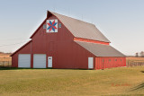 A well kept old barn is always a great sight when you are out traveling the countryside. 
