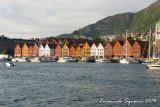 Bergen: Bryggen