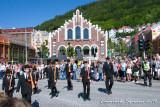 Bergen:parade
