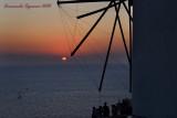 Oia sunset
