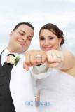 John and Natalie Wedding