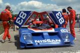 NISSAN GTP ZX-T