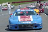 GTU-Mazda RX-7- Bill Auberlen