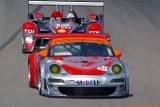 10th 2-GT2 Patrick Pilet/Johannes Van Overbeek..