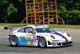 19th 9-GT2 Nicky Pastorelli/ Francesco Pastorelli Porsche 997 GT3 RSR