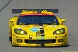 21st 1-GT1 Johnny O'Connell/Jan Magnussen Chevrolet Corvette C6.R Z06