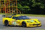 22nd 2-GT1 Olivier Beretta/Oliver Gavin Chevrolet Corvette C6.R Z06