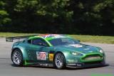 23rd 10-GT2 Paul Dryson/Johnny Cocker Aston Martin V8 Vantage GT2
