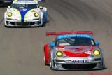 28th 13-GT2 Seth Neiman/Lonnie Pechnik Porsche 997 GT3 RSR